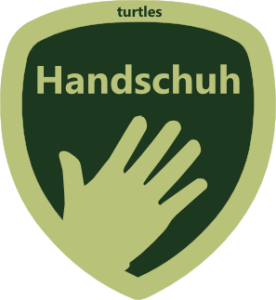 Handschuh Badge