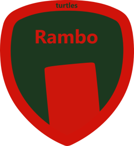 Rambo Badge